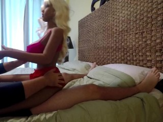 Humping A Sex Doll Extremely Hard And Fast!!!!!