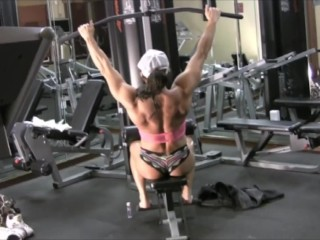 Orgasmic Workout Debra D'Andrea Muscle Female