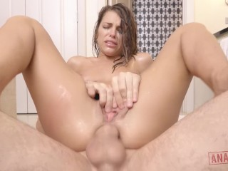 The Most Extreme Rough Anal Punishment Adriana Chechik Has Ever Done