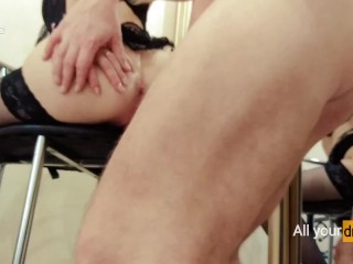 Real painful anal fails of amateur, behind the scenes!