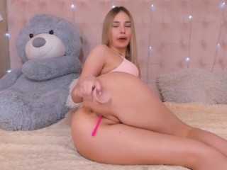Solo anal fuck