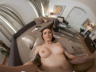 VR BANGERS Hard Negotiation With Beautiful And Horny Billie Star VR Porn