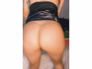 Cintia Cossio's ass. See her Onlyfans exclusive videos in exe.io/cintia