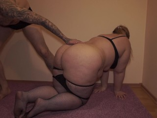 domination over bbw with big ass