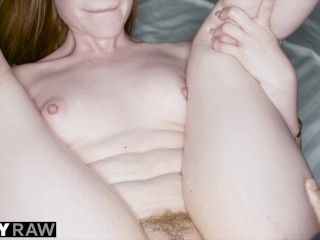 TUSHYRAW Ella Hughes Accepts Only The Biggest Cocks In Her Ass