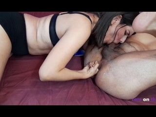 What about my fingers up your ass? (Prostate massage)