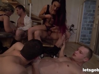 The Bisex Orgy of the Year!