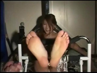 Japan Spy Tickling Bigfoot