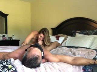 Rough passionate sex with the beautiful milf Tera Vee.