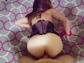 Amateur rough anal
