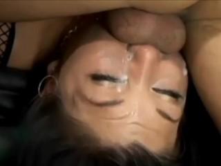 Cum in Throat Compilation - Deepthroat Oral Creampie
