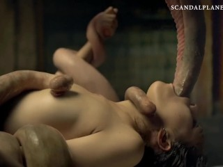 The Untamed Alien - Tentacle Deepthroat 1080p